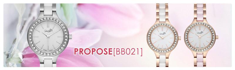 [ BEKA&BELL ] Beka & Bell PROPOSE(PROPOSE)手表 BB021A