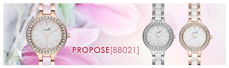 [ BEKA&BELL ] Beka & Bell PROPOSE(PROPOSE)手表 BB021C