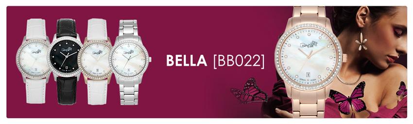 [ BEKA&BELL ] Beka & Bell Bella(Bella) 手表BB022E